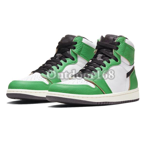 5.lucky grün