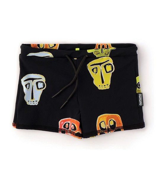 Skull Shorts Colorfu