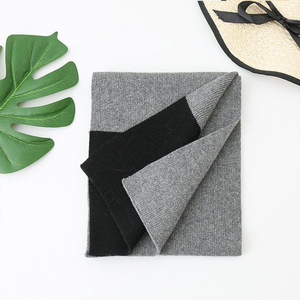 Gris foncé noir-110x15cm