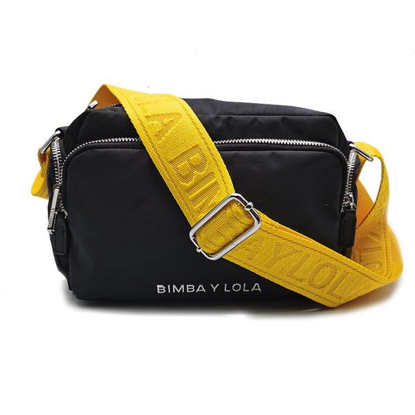 Etichetta argento Black Yellow Band