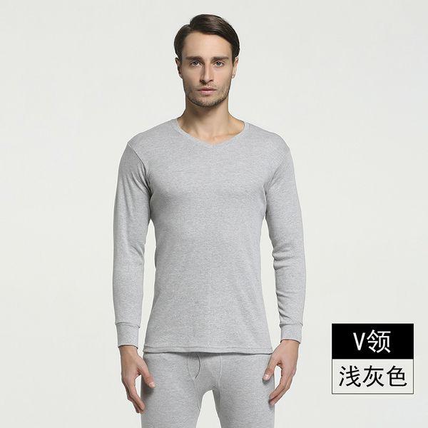 V- Light Grey