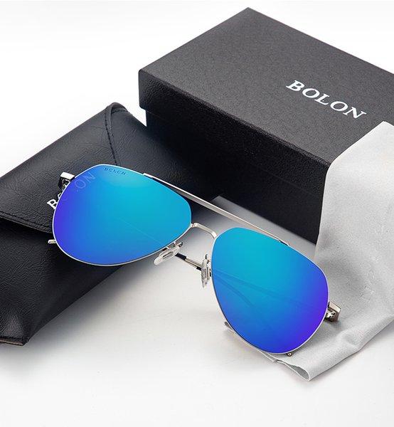8011 Gümüş Çerçeve Buz Mavi Dilim + Tam Hediye Paketi