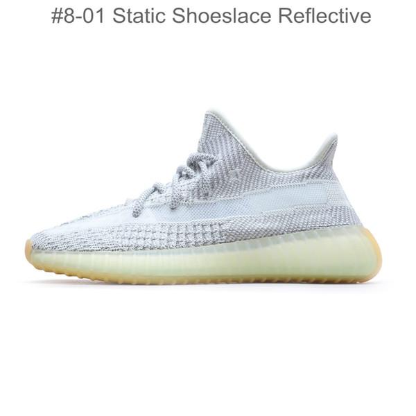 # 8-01 Chaussures statiquesLace réfléchissant