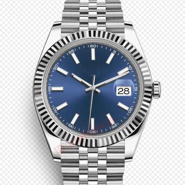 Blue DateJust.