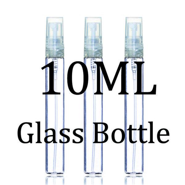 10мл Стеклянная бутылка Cap т
