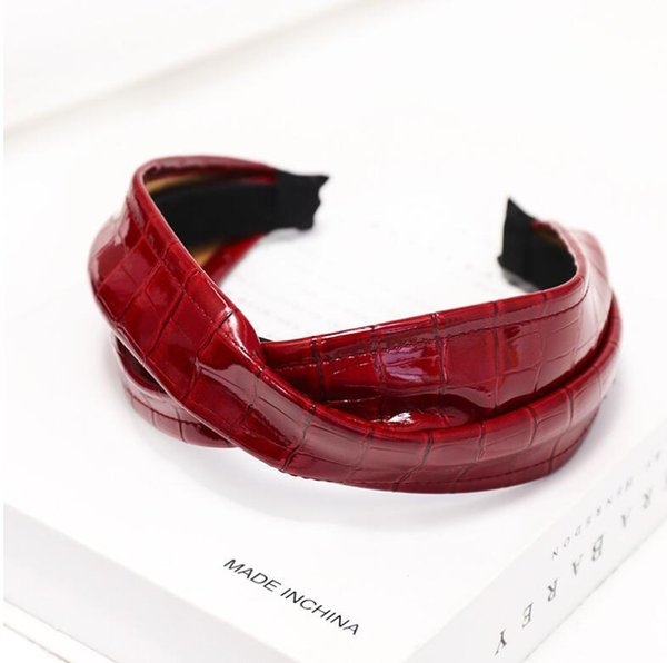 Red Hairband