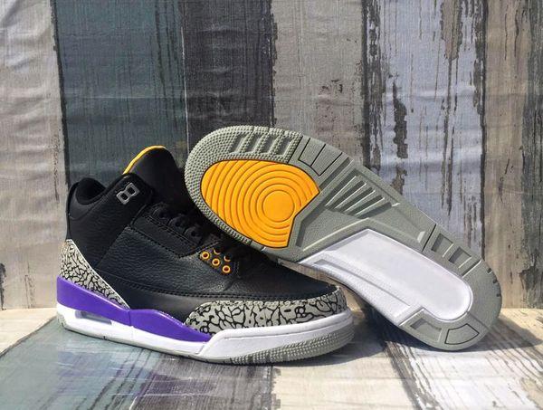 C50 negro púrpura amarillo 40-47