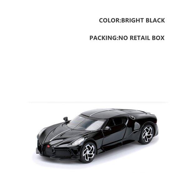 Bright Black No Box