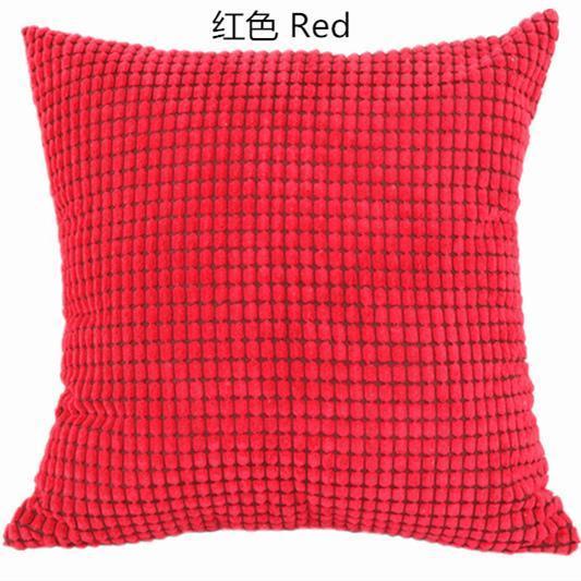 Big plaid Red
