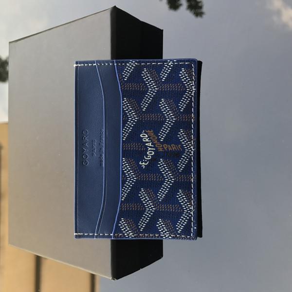 Blue - Card Case
