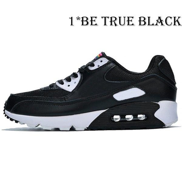 Будь правдивым черным 36-45