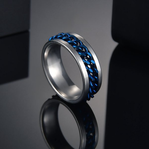 8mm Azul