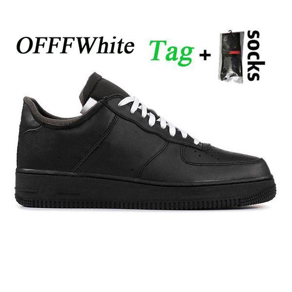 # 13 Offfwhite Black 36-45