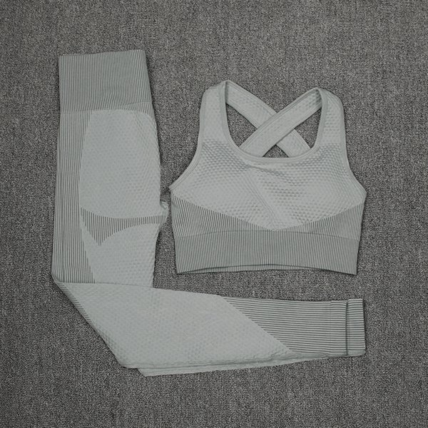 Grey Set 2 Pcs