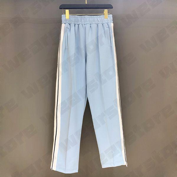 17 pantalons bleu bébé