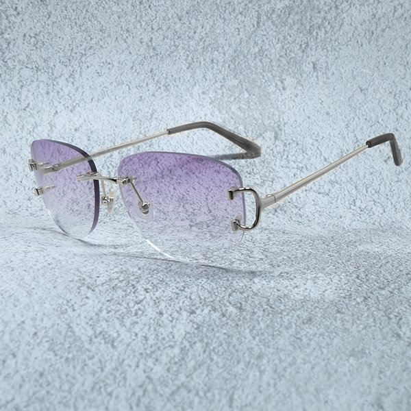 Púrpura de plata ovalada