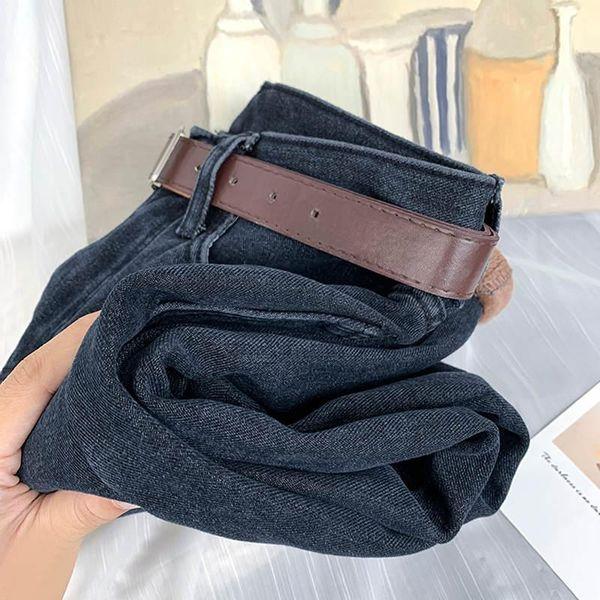 jeans azul preto