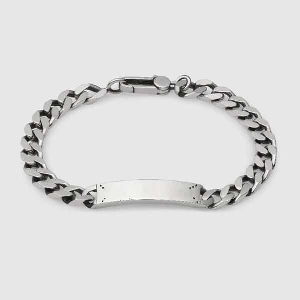 top popular High Quality Silver Plated Skull Bracelet Gift Unisex Hip Hop Bracelet Fashion New Product Bracelet Fashion Jewelry Supply 2021