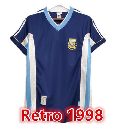 1998 الأرجنتين بعيدا