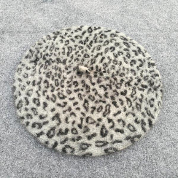 Punto leopardo gris