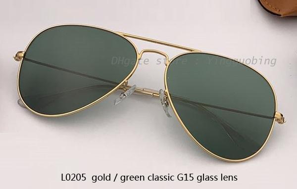L0205 عدسة الذهب / الكلاسيكية G15