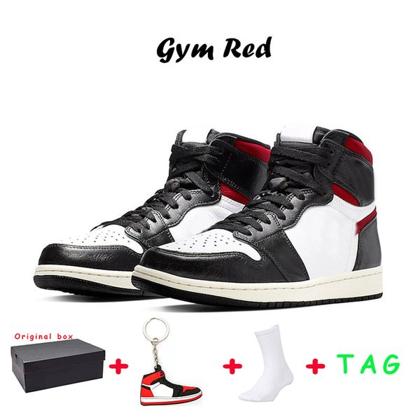 43 Gym Red 40-46
