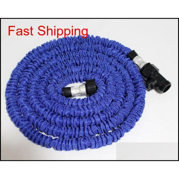 top popular 25ft Hose Expandable & Flexible Water Garden Hose Pipe Flexible Water Blue And Gree qylmUI homes2011 2021