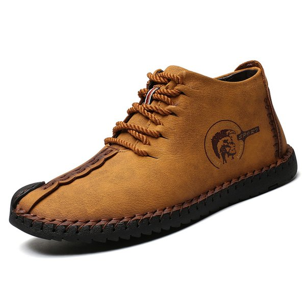 Goden Lace-up