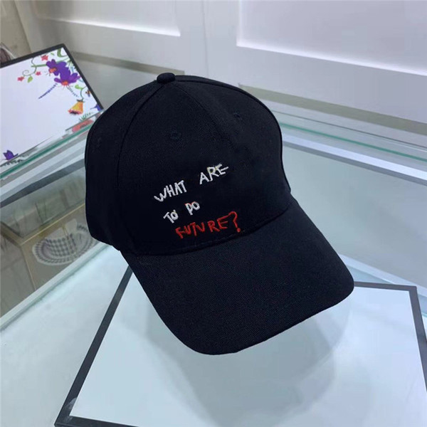 top popular Fashion Baseball Caps Sport Style For Men Women Unisex Beanies Hats Adjust Ball Cap Four Options High Quality 2021
