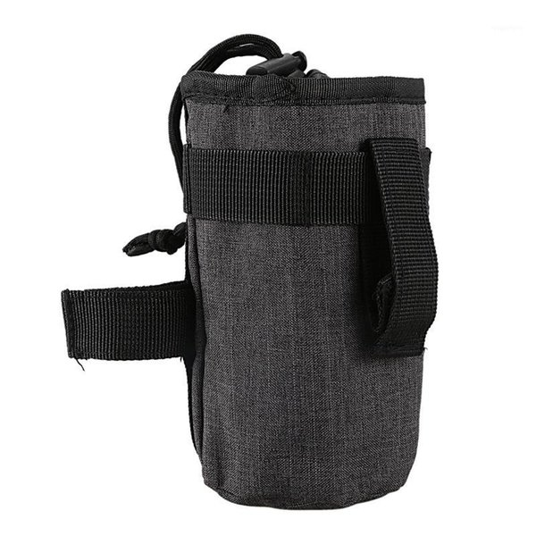 top popular Bicycle Handlebar Bag Front Tube Cycle Bike Kettle Insulated Water Bottle Pocket Accessorie1 Cycling Bags 2021