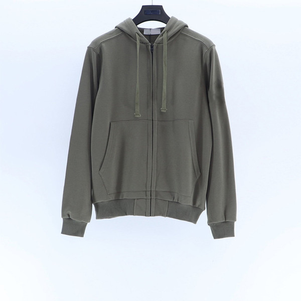 best selling Mens hoodies pullover zipper Hoodie Sweatshirts Fashion style autumn and winter new couple hoodie casual 7color