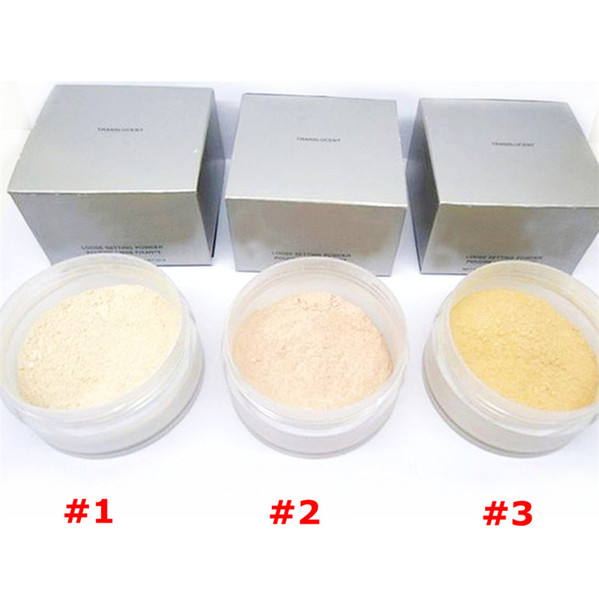 top popular Hot sale Foundation Loose Setting Powder Fix Makeup Powder Min Pore Brighten Concealer High quality 2021