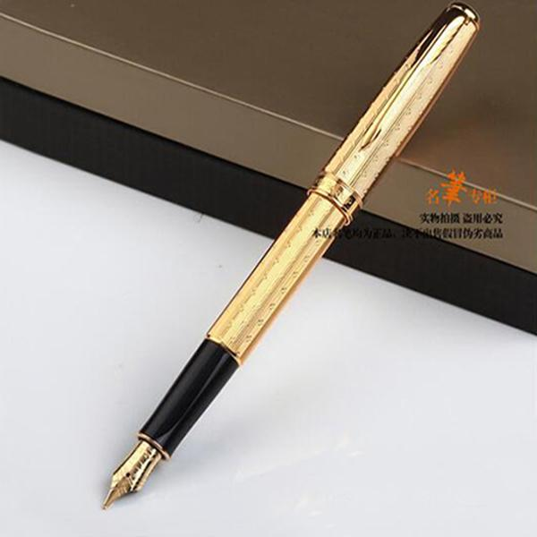 best selling Wholesale-Free Shipping Original Brand Office Executive Ballpoint Pen Writing Roller Pen Stationery Pens School Fountain pen