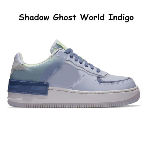 No.19 [Shadow Ghost World Indigo 36-45]