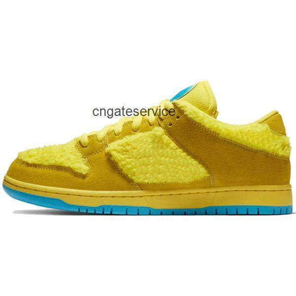A3 Yellow Bears