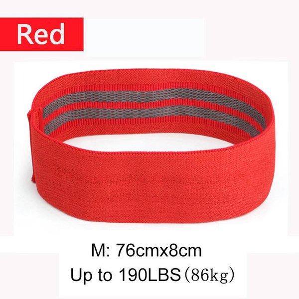 Red M 76x8cm China