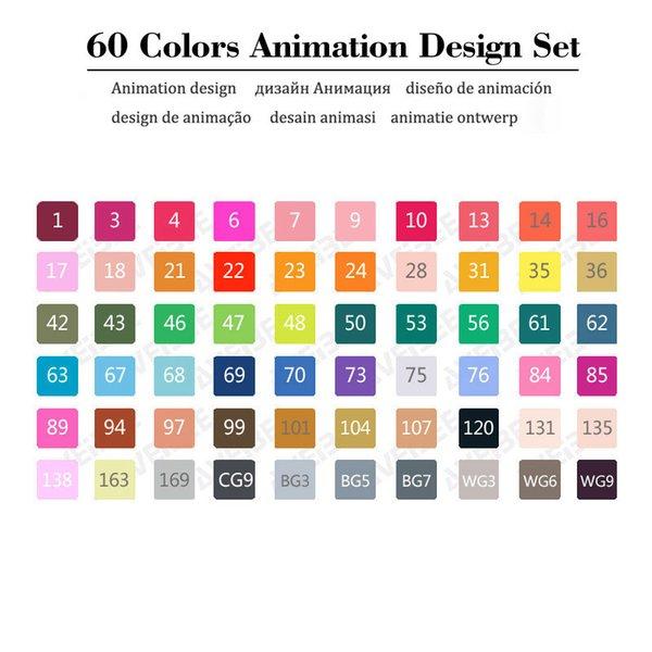 60 set di animazione