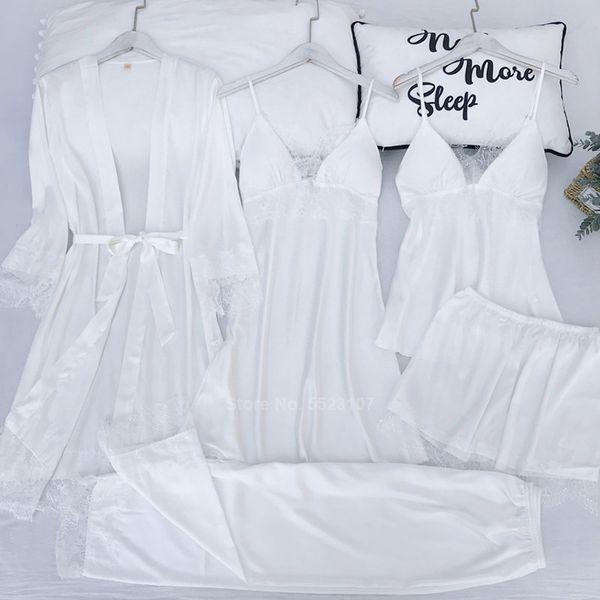 Белый комплект 5 шт