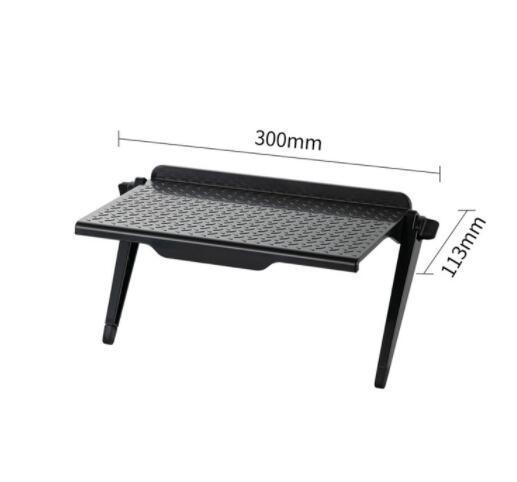 30x11.3cm الأسود