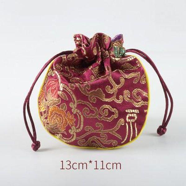 Borgogna Cina 11x13cm.
