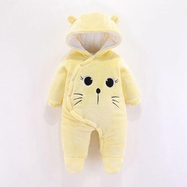 Cat-yellow
