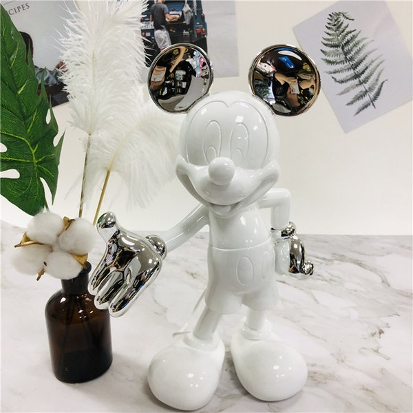 Branco de prata (30cm)