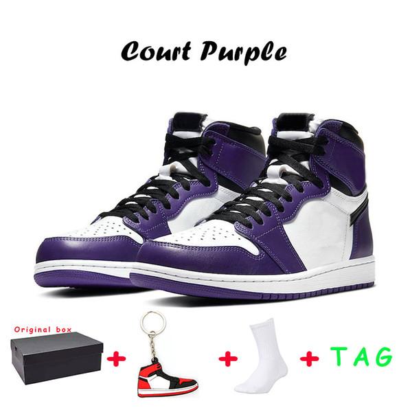 14 Court Purple