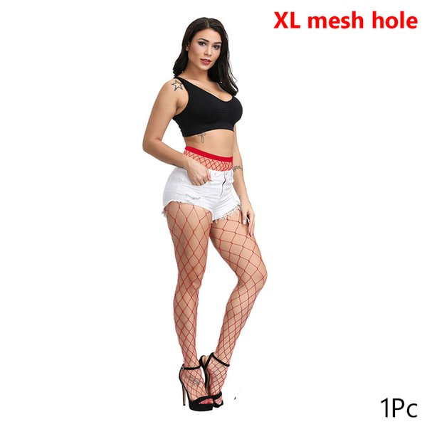 Red Big Mesh-One Size