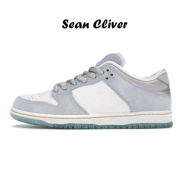 1 Sean Cliver.