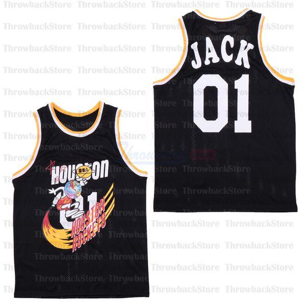 Джек 01 / черный