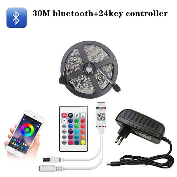20m Bluetooth + Controlador 24key