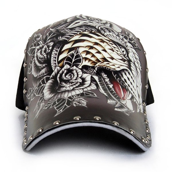 Cabeça Leopard