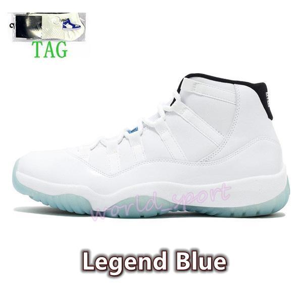 10. Легенда синяя