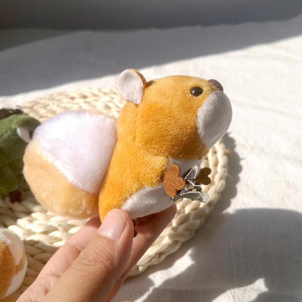 Broche de esquilo # 10015
